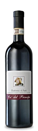 Fotografia bottiglia Barbera d'Asti D.O.C.G.
