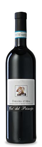 Fotografia bottiglia Dolcetto d'Alba D.O.C.