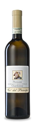Fotografia bottiglia Piemonte D.O.C. Chardonnay