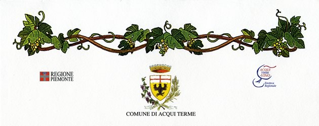 """""""Città di Acqui Terme"""" (city of Acqui Terme), 28th enological competition: merit diploma issued to the wine Dolcetto d'Alba 2006."""
