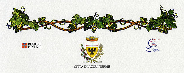 30° Concorso Enologico Città di Acqui Terme.
