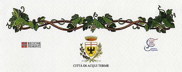 """Città di Acqui Terme"" (city of Acqui Terme), 30th enological competition."