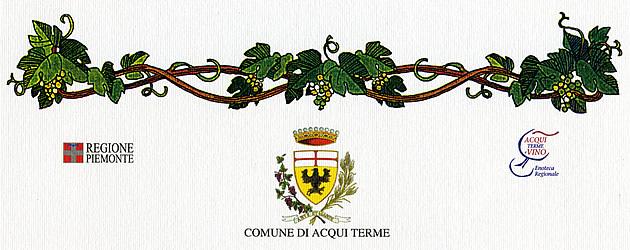 """""""Città di Acqui Terme"""", 29° Concorso Enologico: diploma di merito rilasciato al vino Piemonte Chardonnay 2007."""