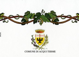 """Città di Acqui Terme"" (city of Acqui Terme), 28th enological competition: merit diploma issued to the wine Dolcetto d'Alba 2006."