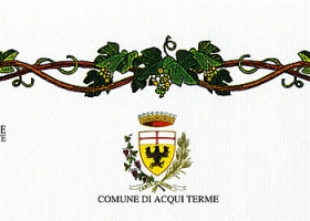 """Città di Acqui Terme"" (city of Acqui Terme), 29th enological competition: merit diploma issued to the wine Muscat of Asti 2008."