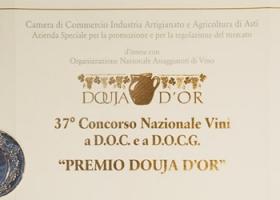 """""""Premio Douja D'Or"""", 37° Concorso Nazionale vini a D.O.C. e a D.O.C.G."""